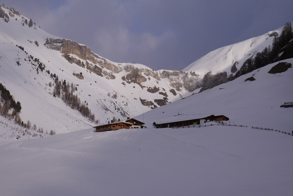 Sesvenna Hütte Sesvenna Itálie foto 33