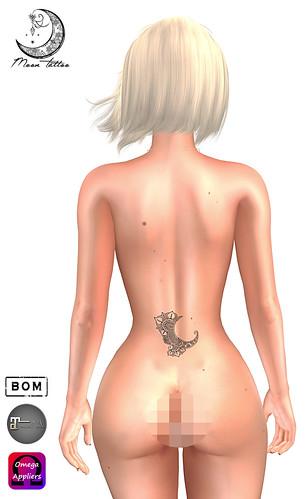 New Gift at Moon Tattoo!
