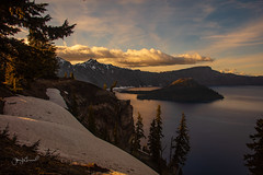 One more Crater Lake photo