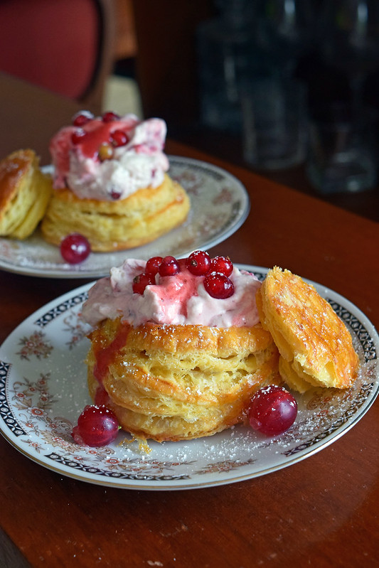vol-au-vent aux fruits rouges1