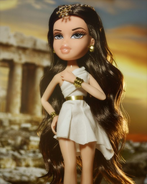 "DNTM cycle 1 theme 3 ""greek goddess"" - Ceragh Stephens"