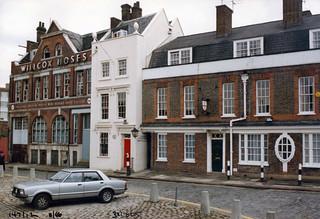 Bankside, 1986, Southwark TQ3280-017