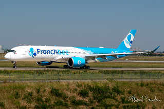 F-WZFK // F-HREN FRENCH BEE AIRBUS A350-941 msn 433