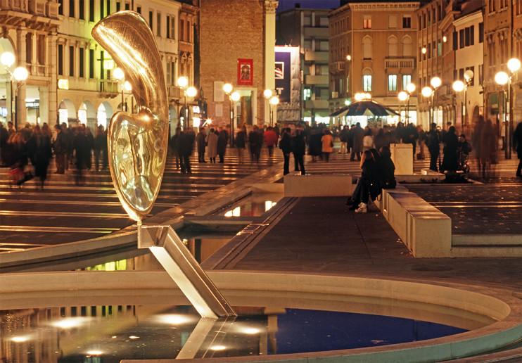 1451_Venezia_Mestre_Ve_Piazza-Ferretto-all_imbrunire