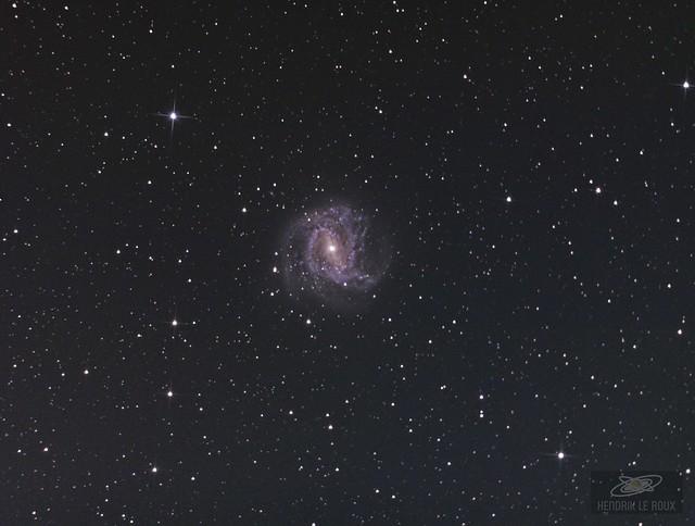 M83 Galaxy 14Min