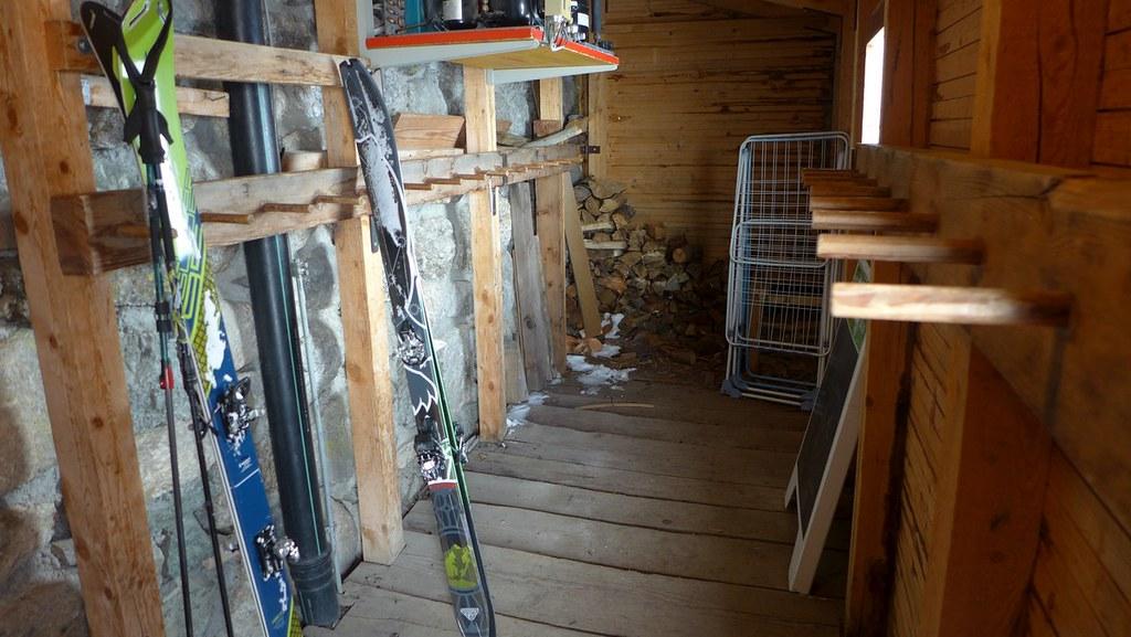 Sesvenna Hütte Sesvenna Itálie foto 08