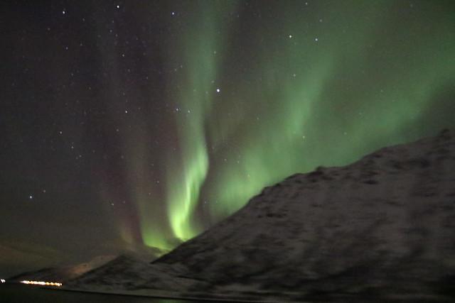 Aurora Borealis - Northern Lights, Norway.