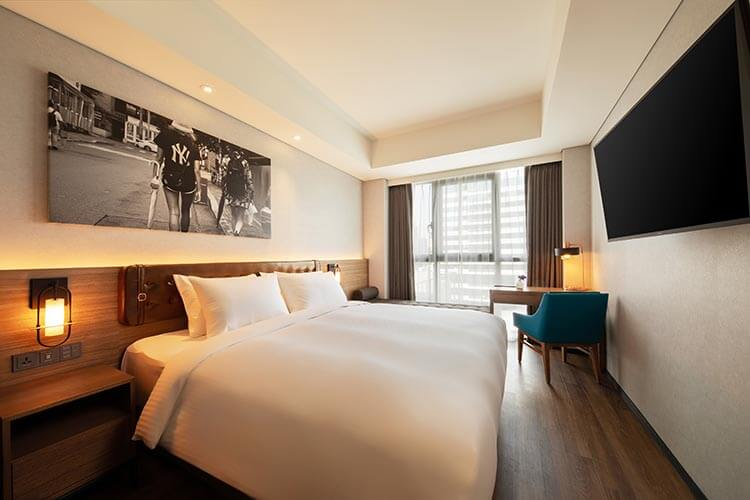 Mercure Ambassador Seoul Hongdae hotel interior