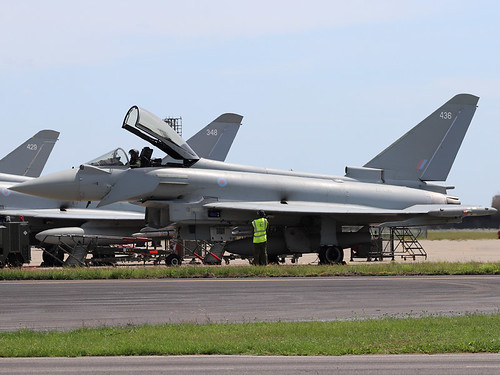 ZK436 Typhoon Coningsby 22-06-20