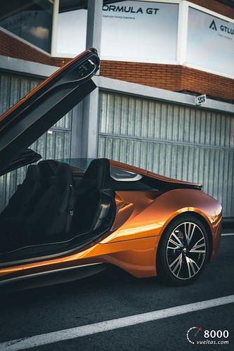 BMW I8 - 8000vueltas-230