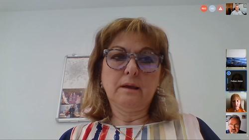 Gloria Sánchez del PSE-EE 23-6-20