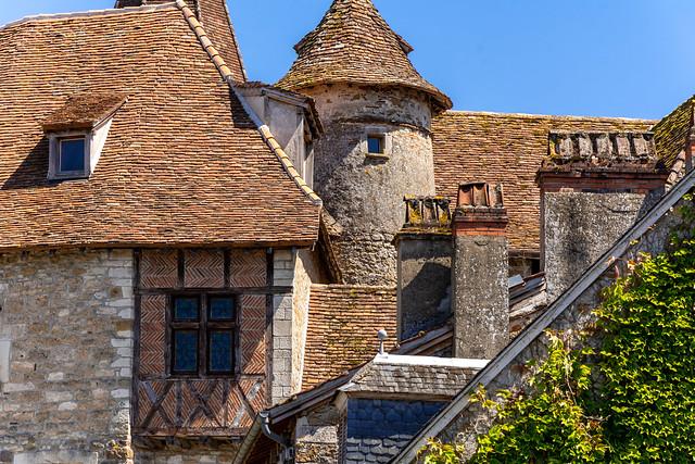 Carennac, Lot, Midi-Pyrenees