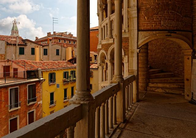 Venezia / Scala Contarini del Bovolo