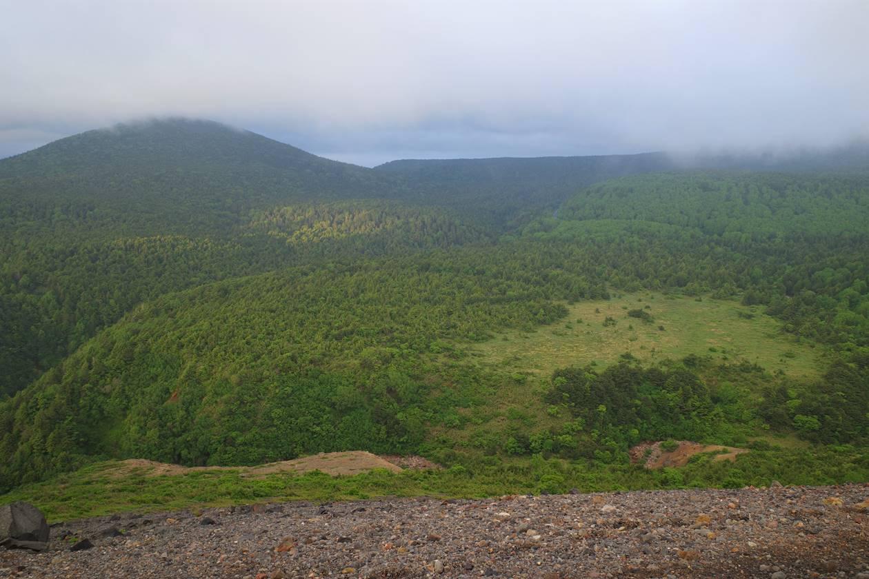 吾妻山の湿原