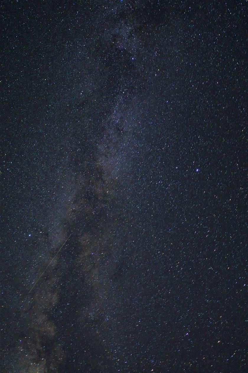 浄土平の星空