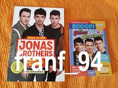 Jonas Brothers new books!