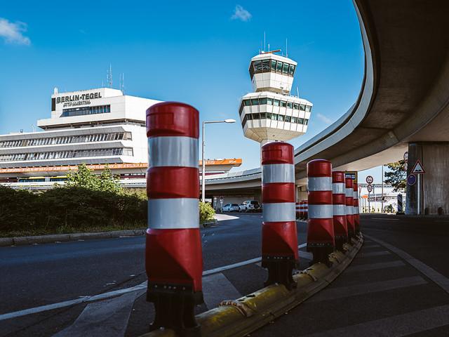 Poller Flughafen Tegel