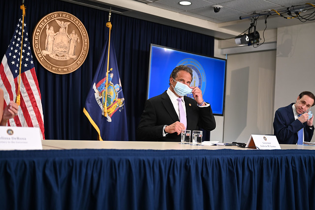 Governor Cuomo, Governor Murphy and Governor Lamont Announce Joint Incoming Travel Advisory That All Individuals Traveling from States with Significant Community Spread of COVID-19 Quarantine for 14 Days