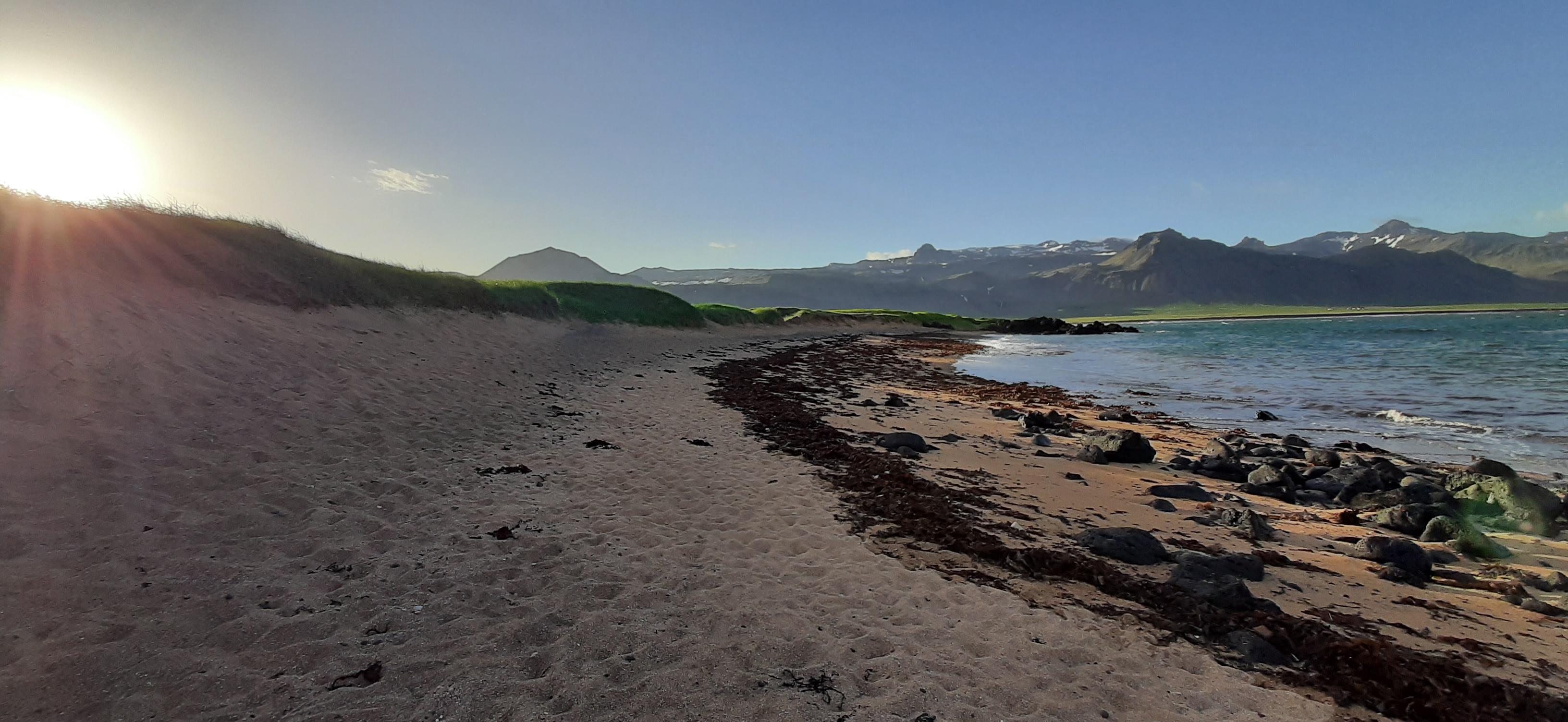 Búða beach