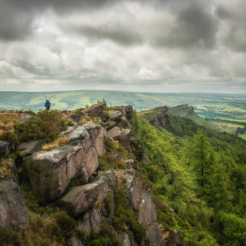 the roaches hen cloud peak district insta360