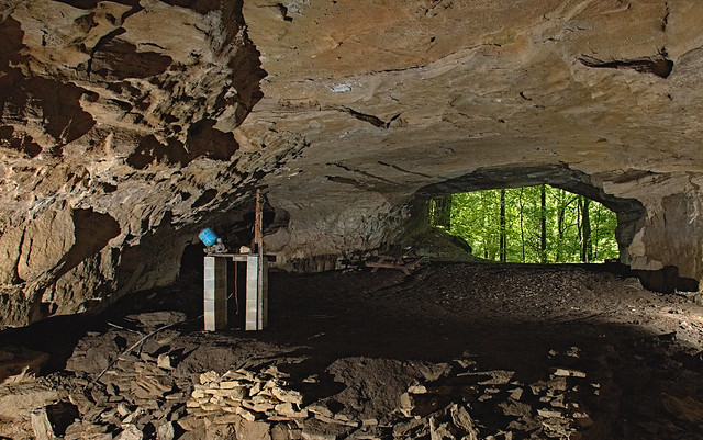 Historic Clay County Cave