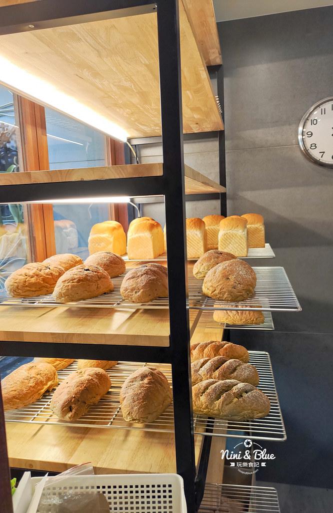 Fun Nice芳奈烘焙坊 台中麵包咖啡館24