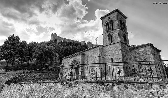 Ermita de Santa Cecilia (Aguilar de Campoo, Palencia)