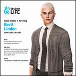 Brett Linden