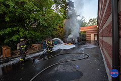 6-20-20 Car Fire 1880 Main ST Hartford CT-24