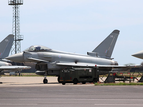 ZK348 Typhoon Coningsby 22-06-20