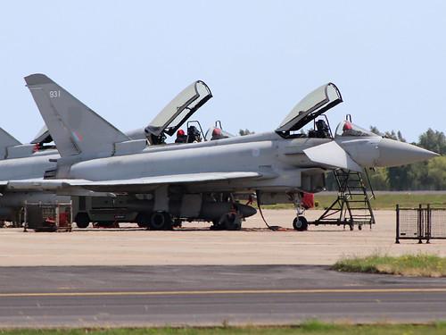 ZJ931 Typhoon Coningsby 22-06-20
