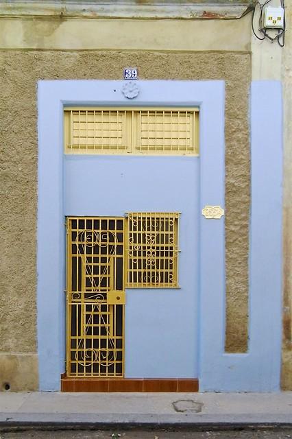 355A - Doorway