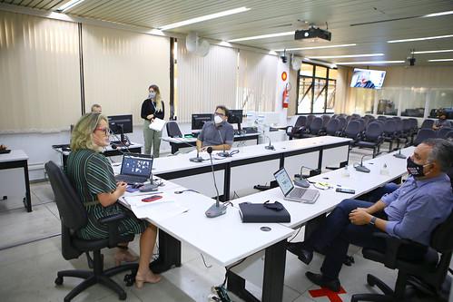 Comissão de Saúde e Saneamento - Audiência pública para discutir o funcionamento do Hospital Galba Velloso Psiquiatria