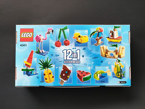 LEGO Creative Fun 12-in-1 (40411)