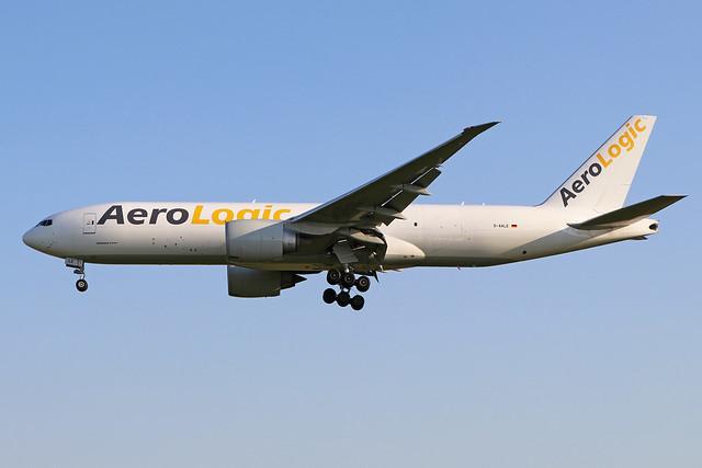 D-AALE  -  Boeing 777-FZN  -  Aero Logic  -  EMA/EGNX 24/6/20