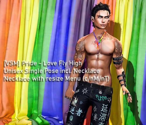 [VSM] Pride - Love Fly High GIFT