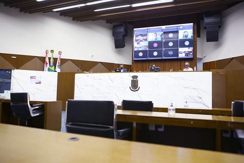 Comissão Especial de Estudo - Audiência pública para debater sobre os protocolos de reabertura e flexibilização dos bares e restaurantes