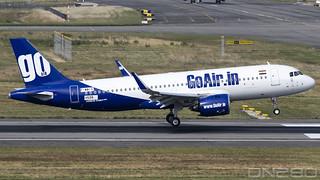 GoAir A320-271N msn 9598 F-WWIX / VT-WJS