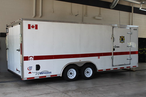 4049 - Flood Response Trailer