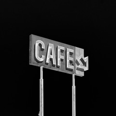 cafe. yermo, ca. 2013.