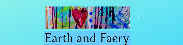 Earth and Faery Banner