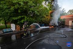 6-20-20 Car Fire 1880 Main ST Hartford CT-19