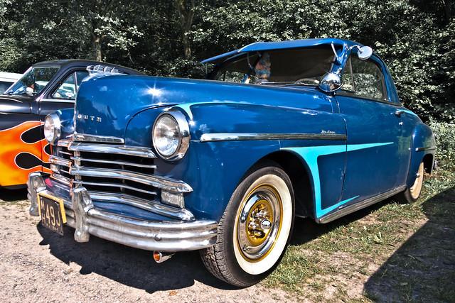 Plymouth DeLuxe Coupé 1949 (9583)