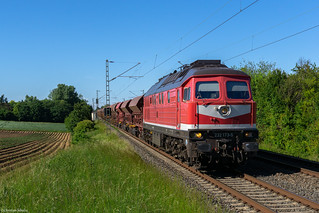 Triangula 232 173 | Okarben, 28.05.2020 | by bahnfotos.main.de