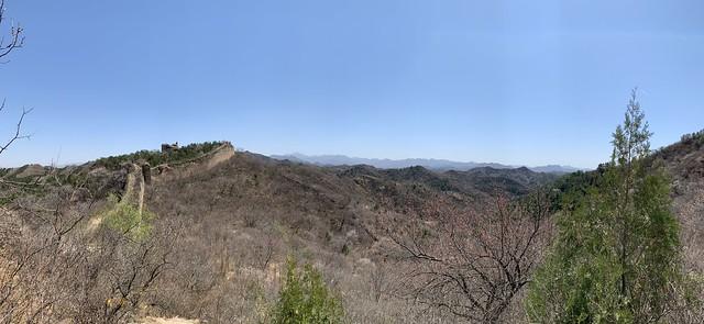 20190414 Gubeikou Panorama