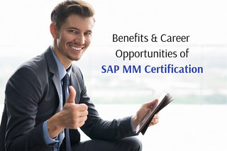 What is the benefit of SAP MM certification? Is that outdated in SAP jobs market?