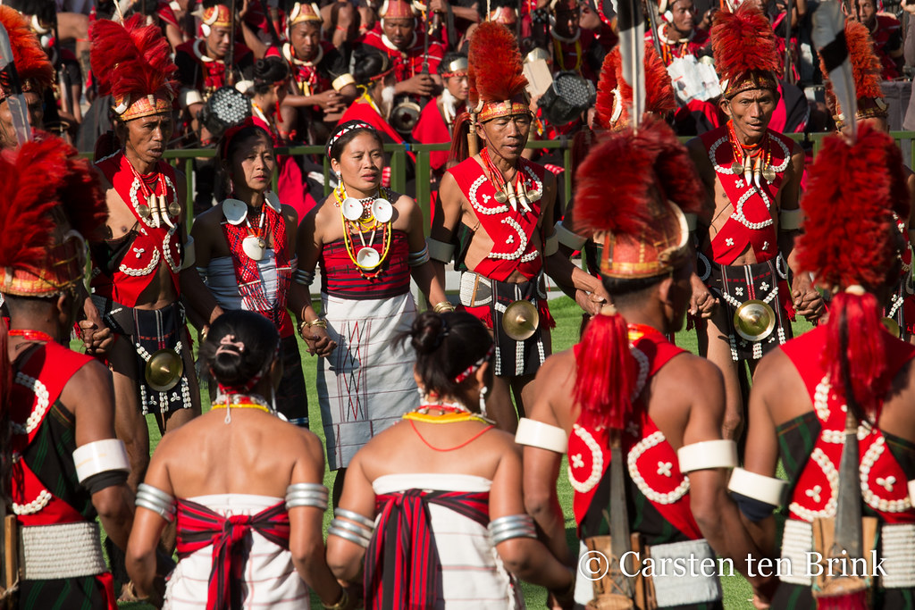 Hornbill Festival   List of festivals in India