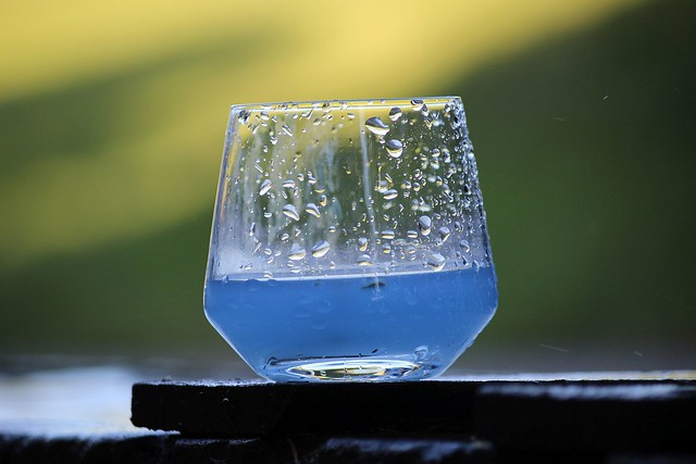 The Blue Drink