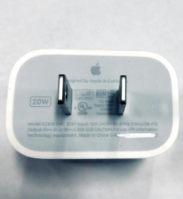 iPhone 12 Mungkin Hadir Dengan Pengecas 20W