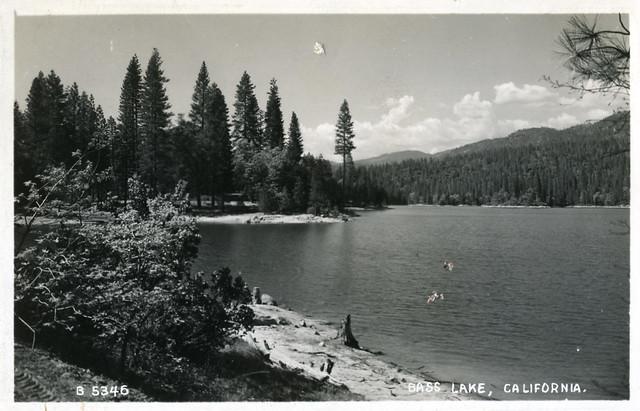[CALIFORNIA-C-0023] Bass Lake